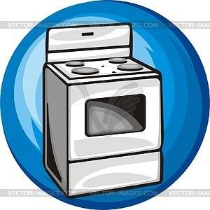 Electric stove clipart » Clipart Portal.