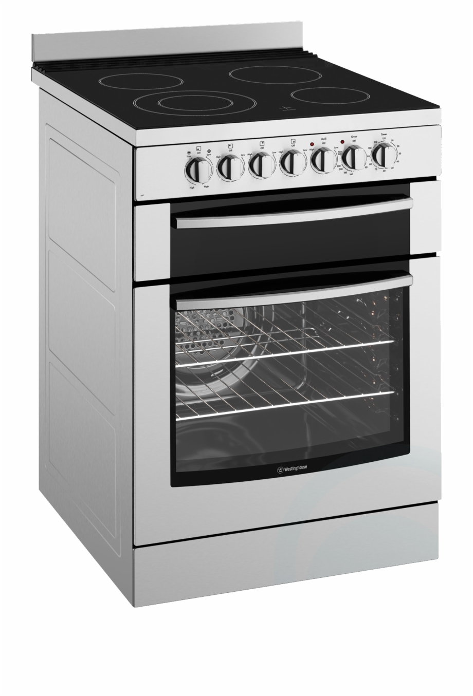 Electric Stove Png.