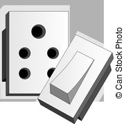 Wall switch Clipart and Stock Illustrations. 826 Wall switch.