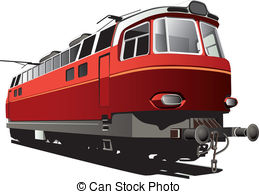 Electric train Vector Clipart EPS Images. 5,182 Electric train clip.