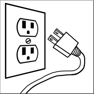 Electricity Clipart.
