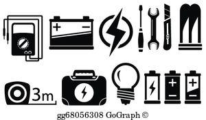 Electrical Clip Art.