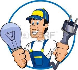 Electrical Contractor Clip Art.