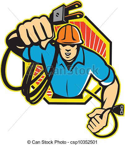 Electrician Stock Illustration Images. 6,249 Electrician.