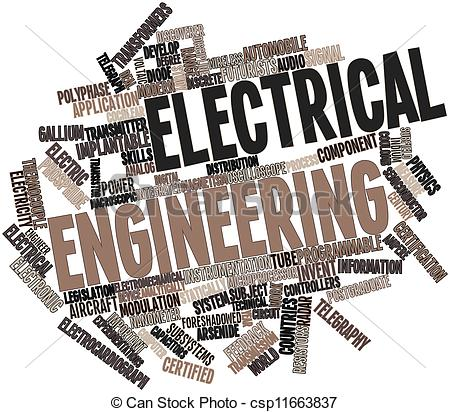 Electrical Engineering Clipart.