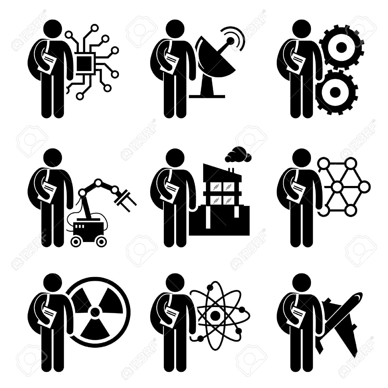 Electrical engineering clipart - Clipground