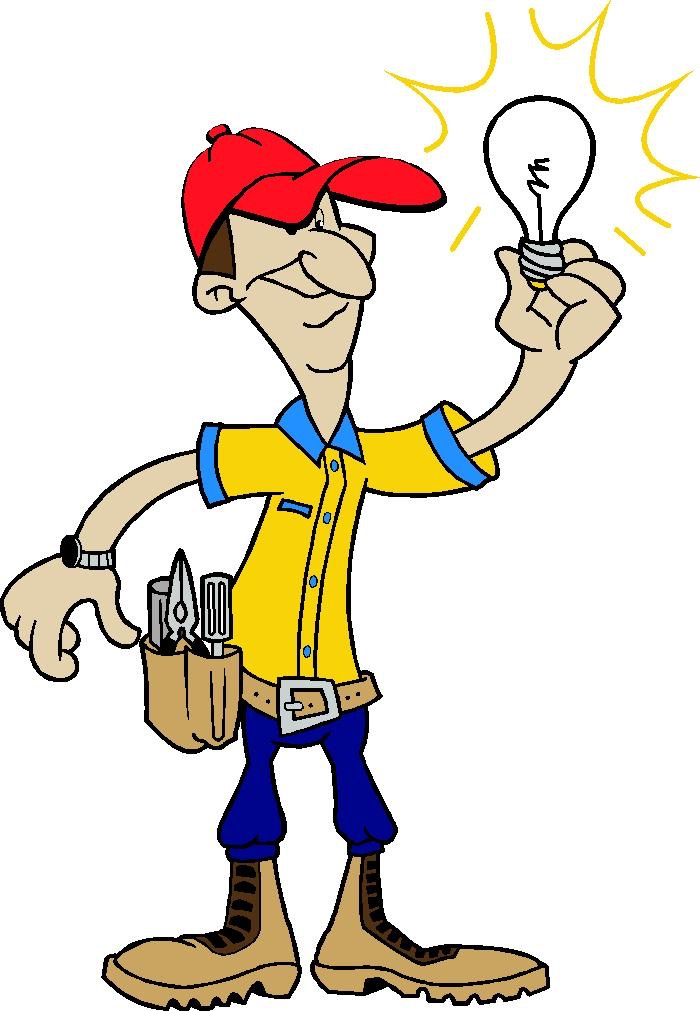 Electrical Job Clipart Clipground