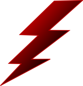 Electrical Power Symbol Clipart.