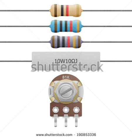 Electrical Resistance Stock Photos, Royalty.