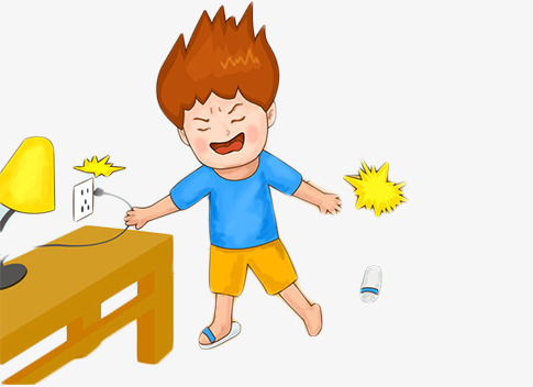 Electrical safety clipart 6 » Clipart Station.