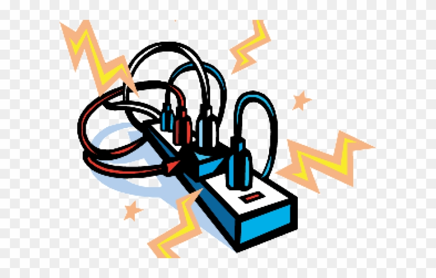 Plug Clipart Electricity Safety.