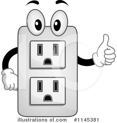 Clip Art Power Socket Clipart.