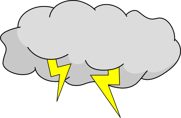 Animated Storm Clipart.