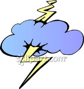 Bolt Through A Cloud.