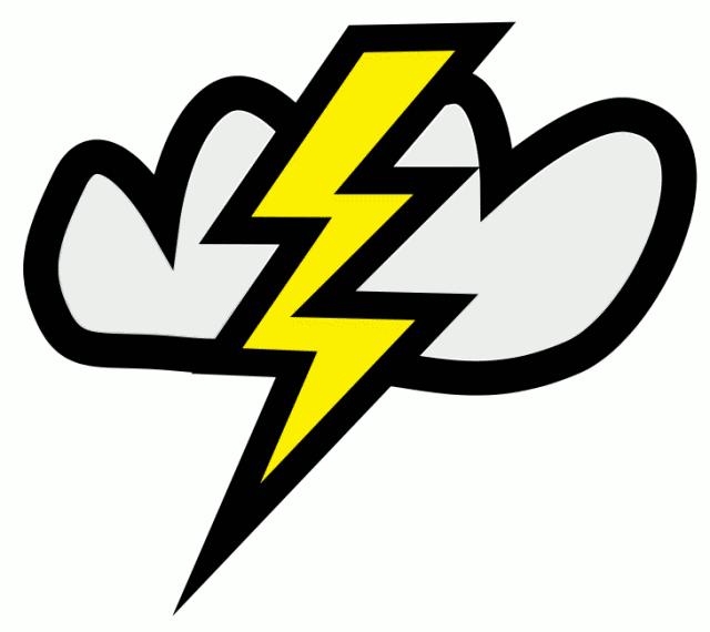 Free Lightning Clipart.