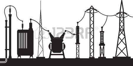 348 Substation Cliparts, Stock Vector And Royalty Free Substation.