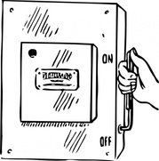 Free Electrical Switch Clipart and Vector Graphics.