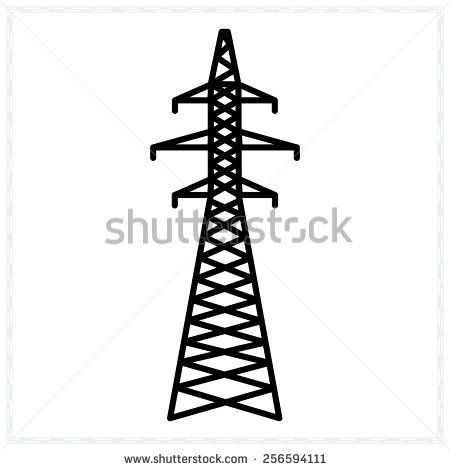 Electric tower vector image free vector download (1,076 Free.