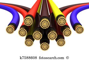 Electrical wire Stock Illustrations. 3,595 electrical wire clip.
