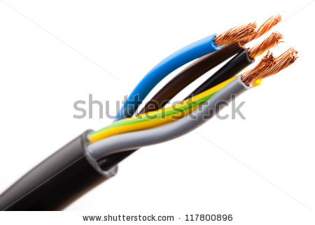 Electrical Wires Stock Photos, Royalty.