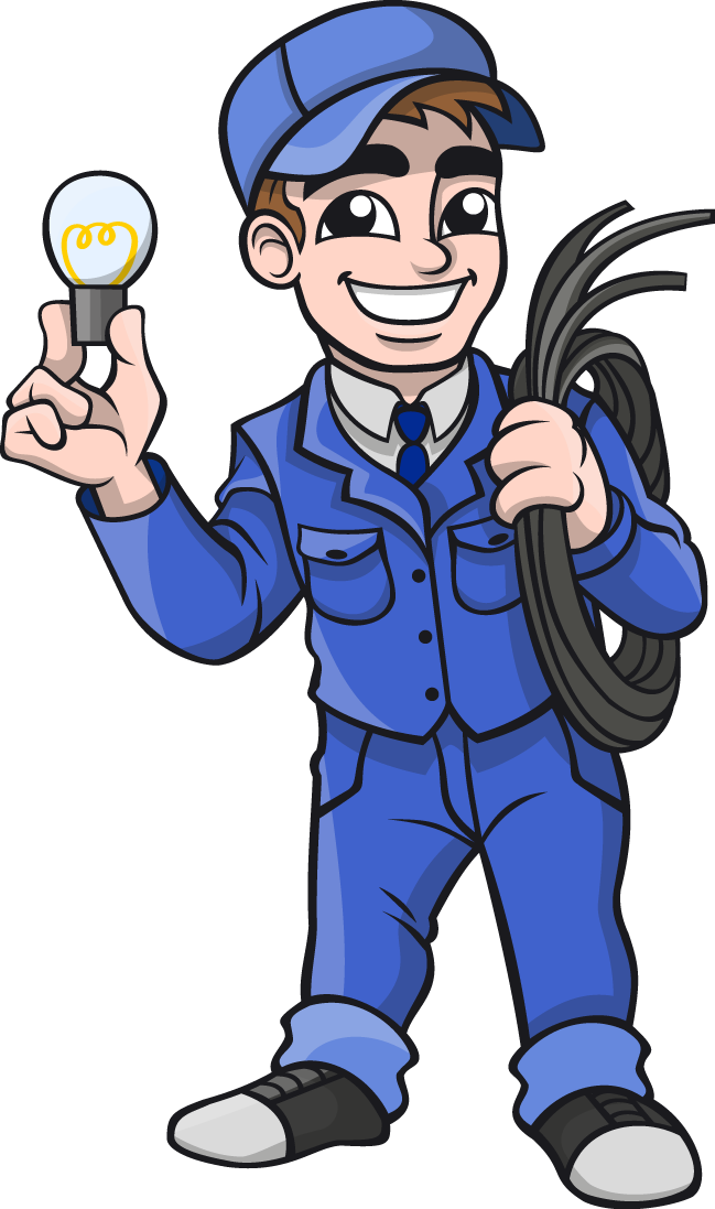 Free Electrician Clip Art.