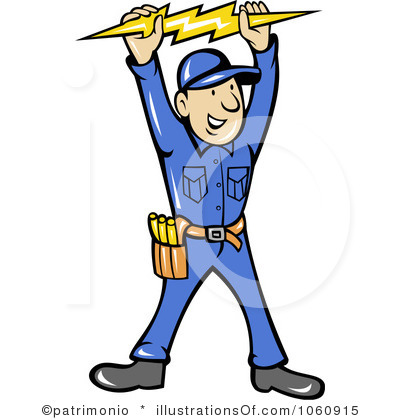 Electrician 20clipart.