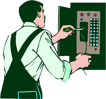 Electrician clipart professional 3 » Clipart Station.