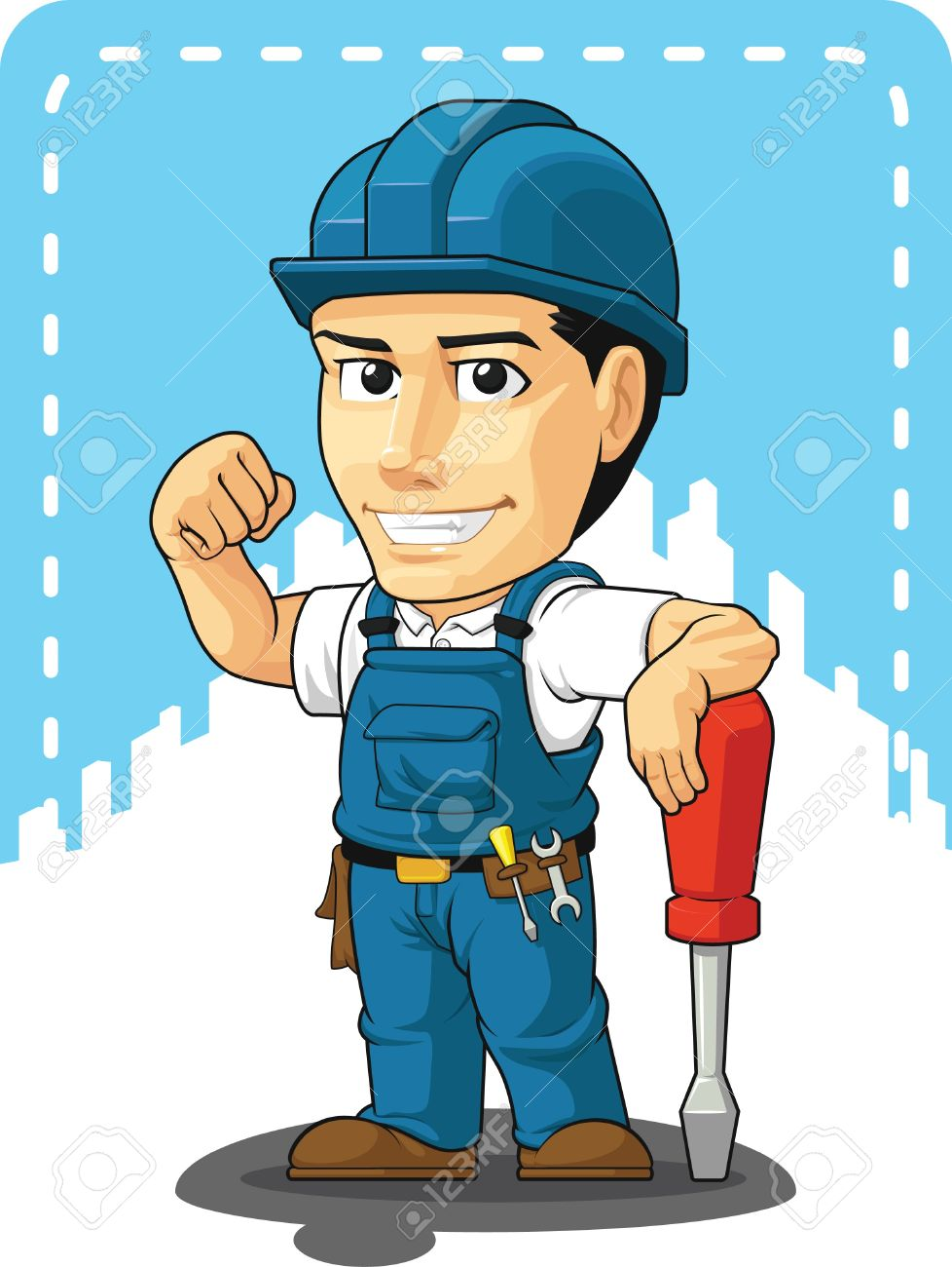 Electrician clipart professional 7 » Clipart Station.