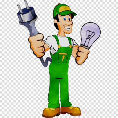 Electrician PNG.