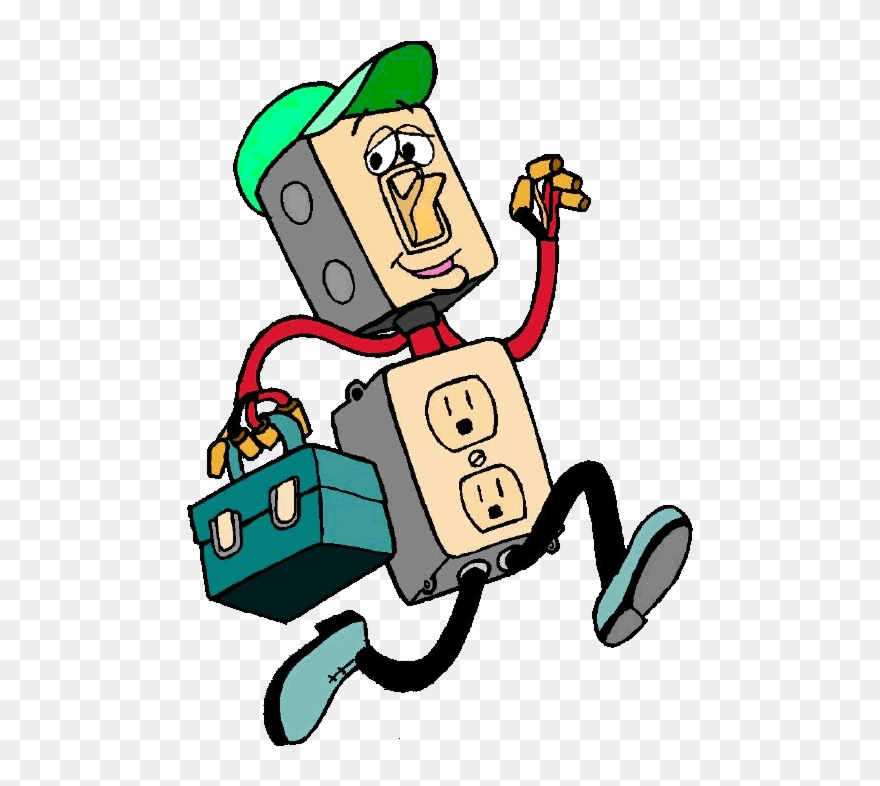Plugged Clipart Electrical Engineering.