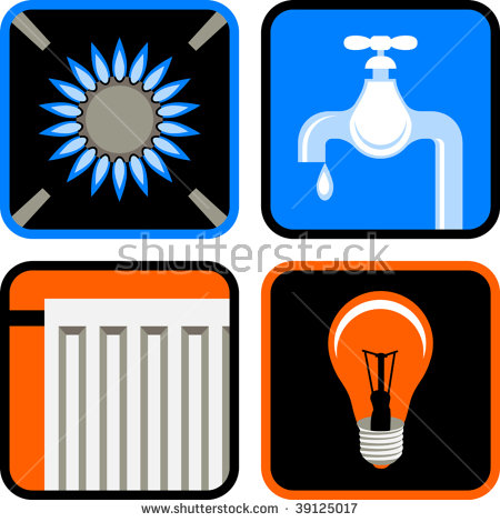 Water Electricity Stock Images, Royalty.