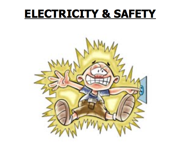 Task 5: Electricity and Safety.