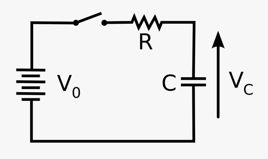 Electric Circuits Resistance Of Capacitors Physics.