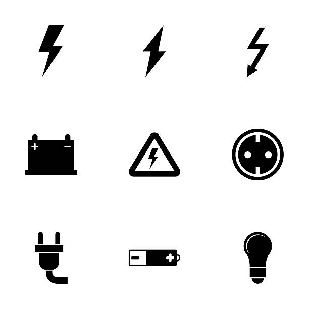 Best Electricity Illustrations, Royalty.