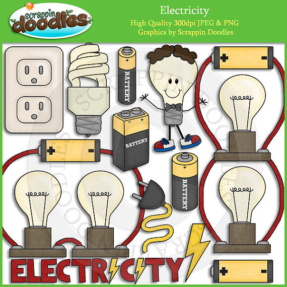 Electricity clipart for kids 2 » Clipart Station.