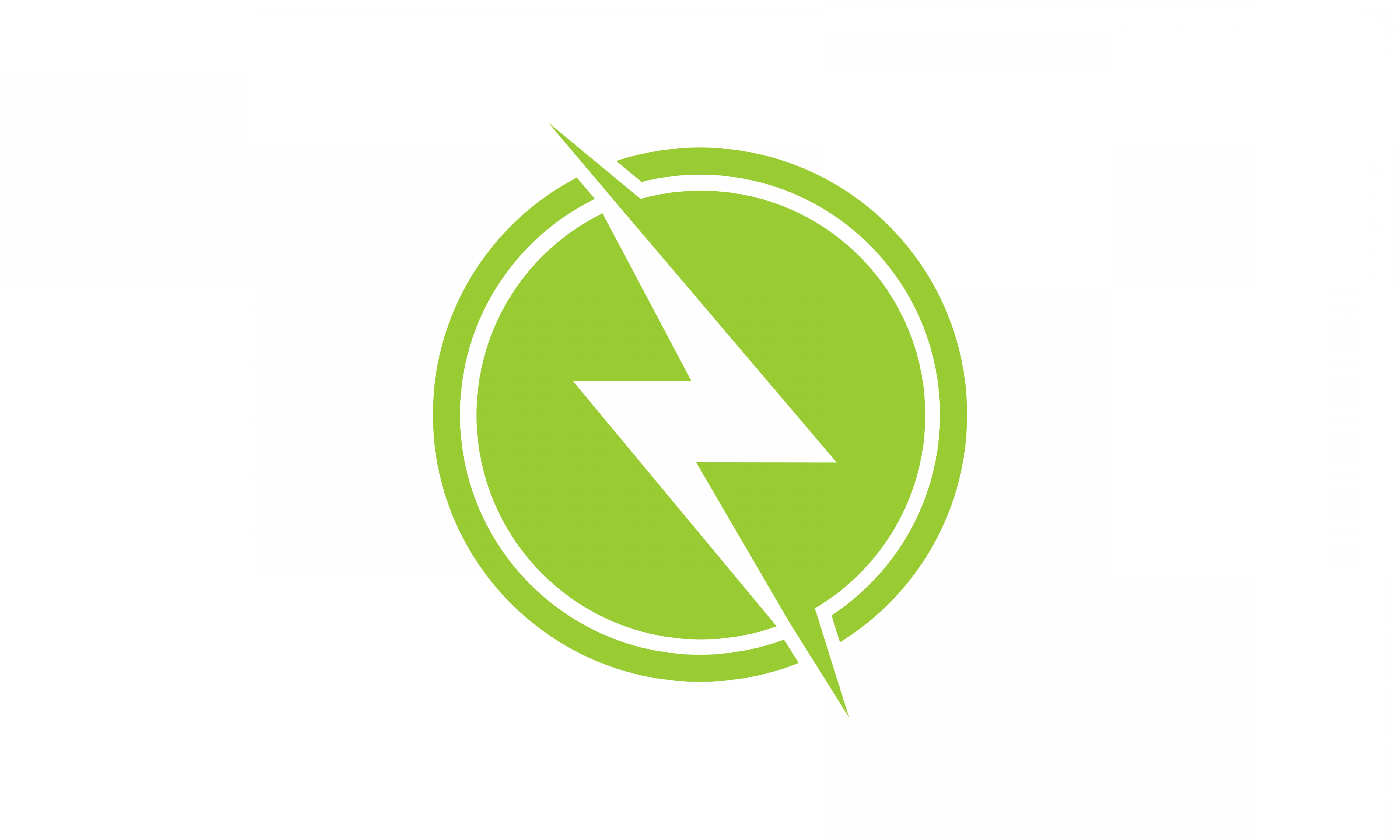 Electricity Logo Vector Graphic Abstract Template.