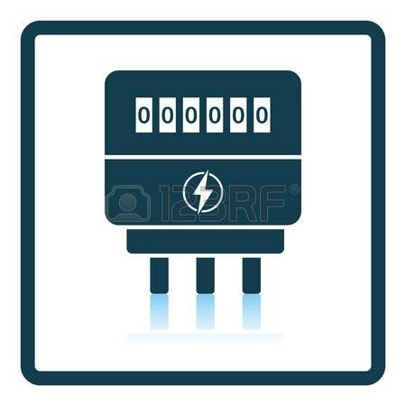 1,810 Electric Meter Stock Vector Illustration And Royalty Free.