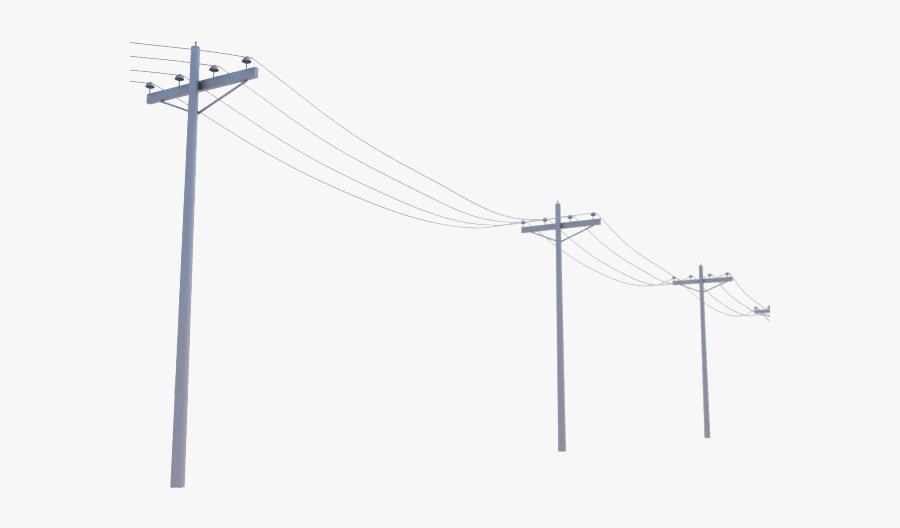 Line Clipart Electric Line.
