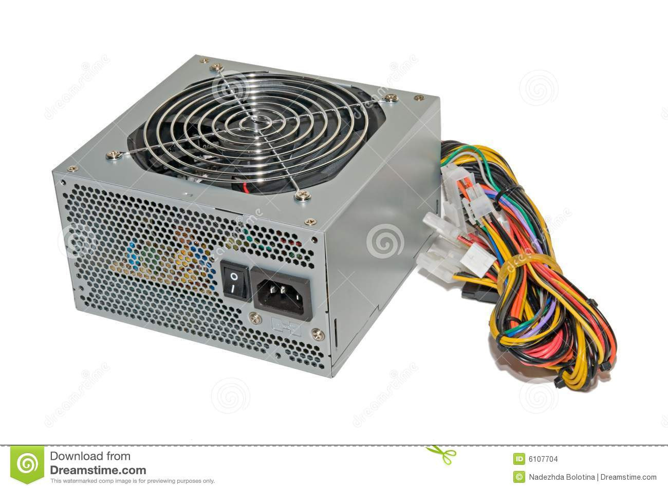 Power Supply Stock Images.