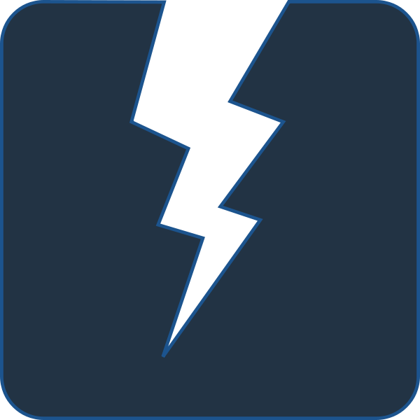 Power supply clipart.