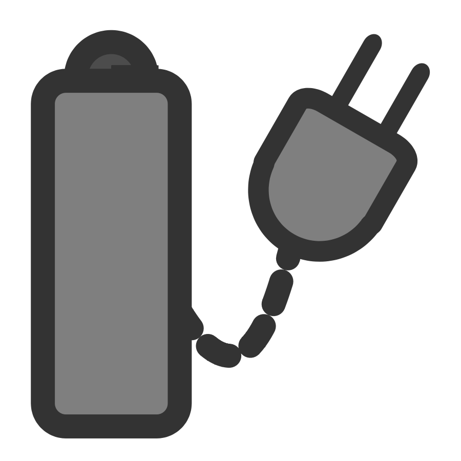 Power supply clipart #13