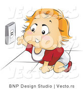 Royalty Free Electrocution Stock Designs.