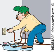 Electrocution Clipart EPS Images. 202 electrocution clip art.