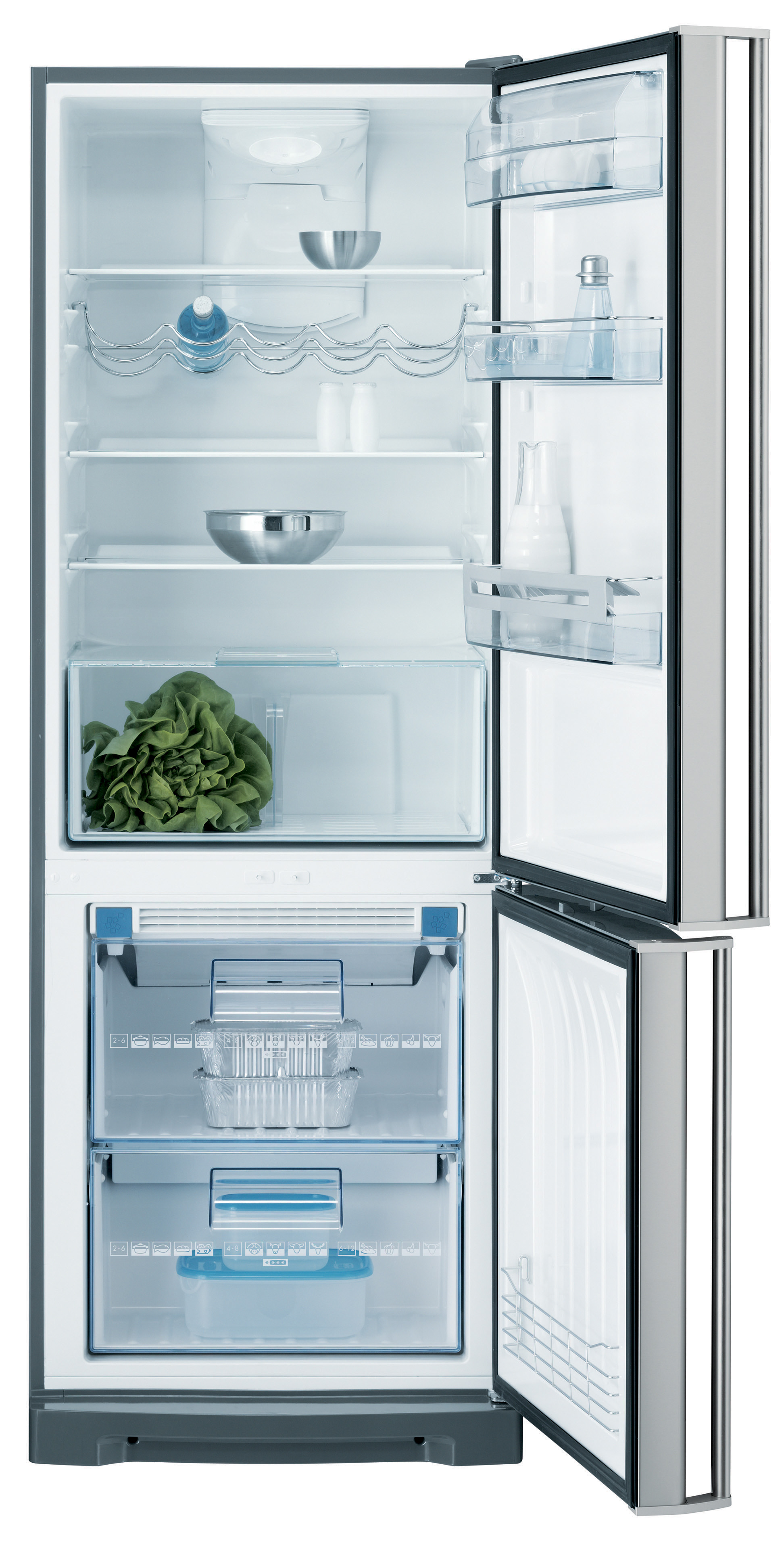 Electrolux Clipart Refrigerator.