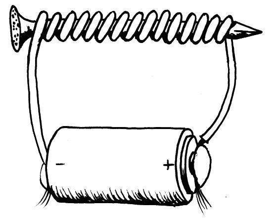 electromagnet clipart