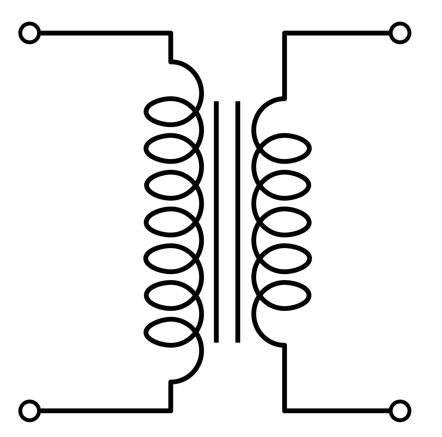 Electrical Transformer Clipart.