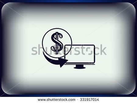 Electronic Money Stock Photos, Royalty.