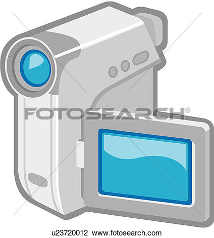 Clipart of electronic device, diagram, electronic, digital, video.