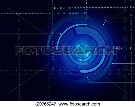 Electronic sensor clipart #18