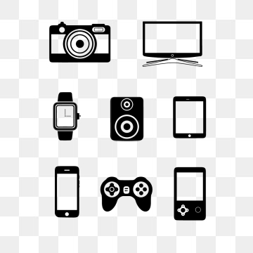 Electronic Icon Png, Vector, PSD, and Clipart With Transparent.